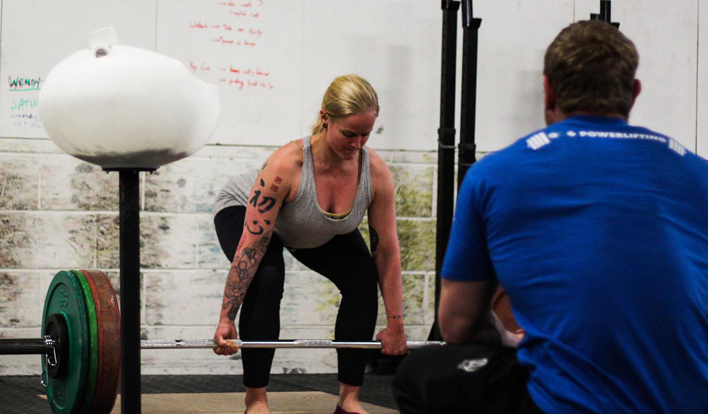 Toronto Powerlifting Coach