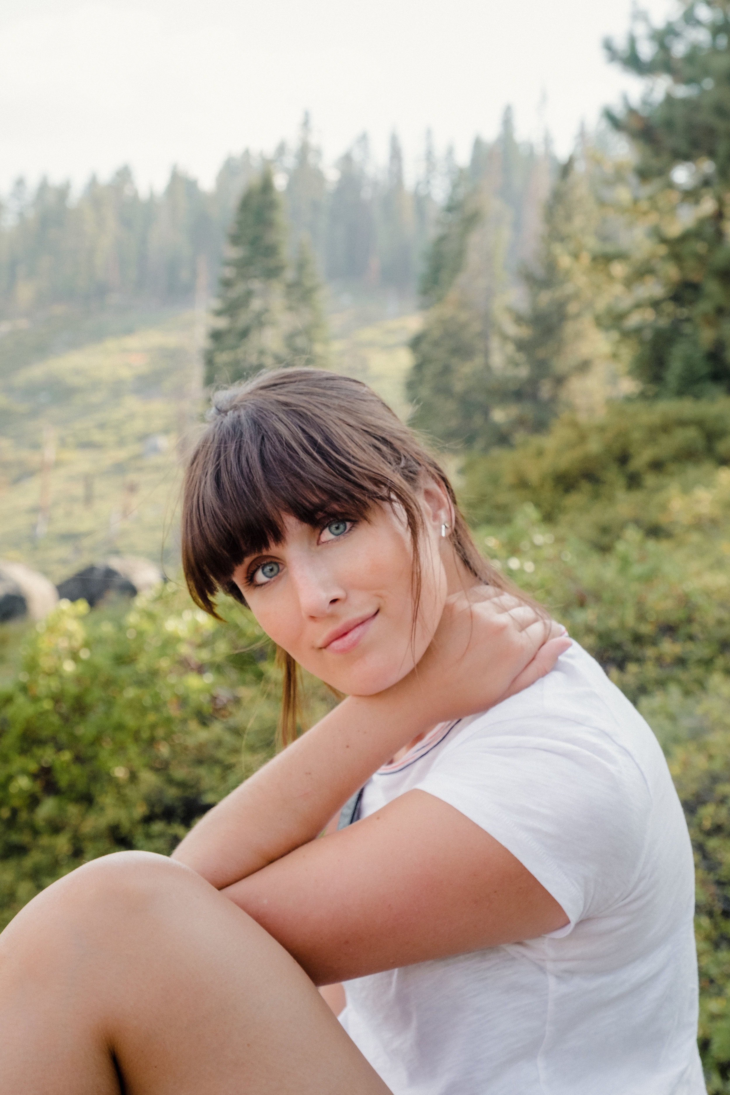 Chelsea, Washburn Point, Yosemite National Park