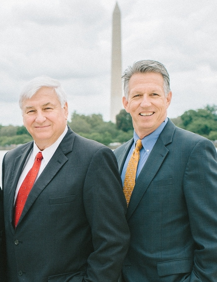 From left to right: Allen Boyd and Tim Mahoney.