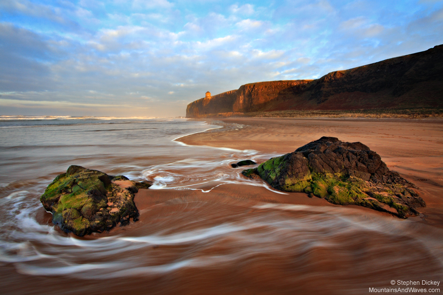 Mussenden Temple, County Londonderry, Northern Ireland