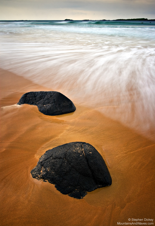 Whiterocks Beach, County Antrim, Northern Ireland