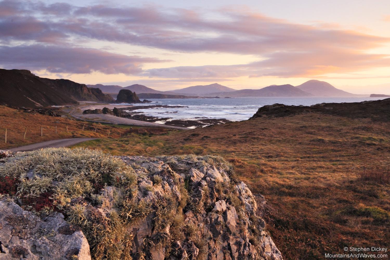 Whitestrand Bay, County Donegal, Ireland
