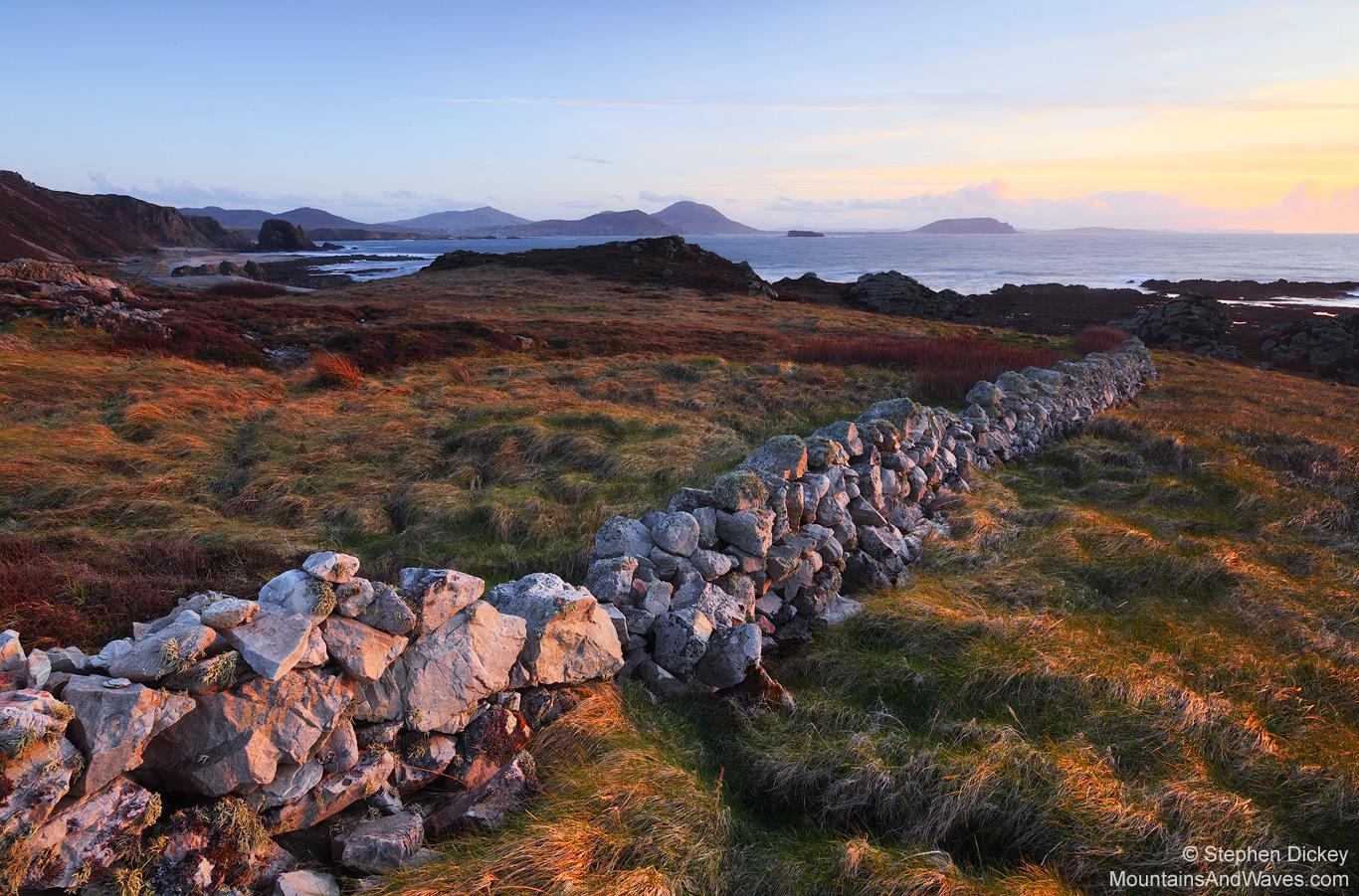 Inishowen Sunset, County Donegal, Ireland