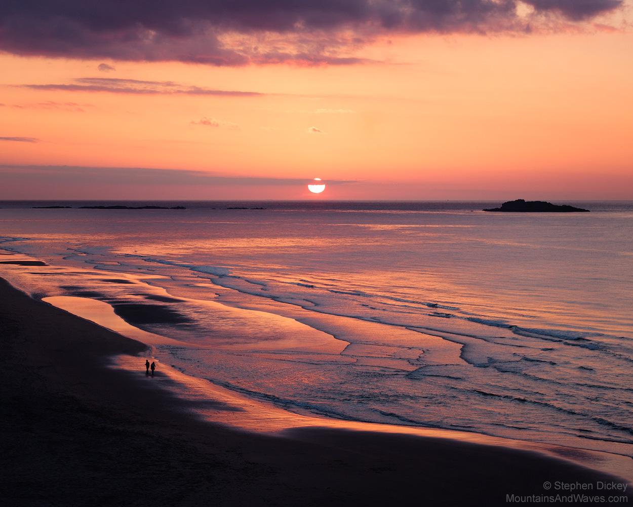 Whiterock Beach, County Antrim, Northern Ireland