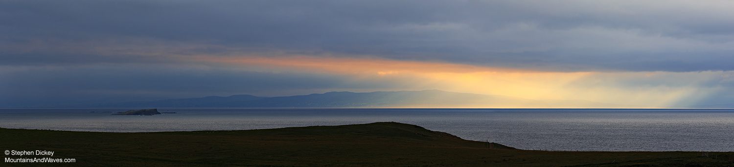 The Skerries, County Antrim - Northern Ireland Landscape Photography by Stephen Dickey
