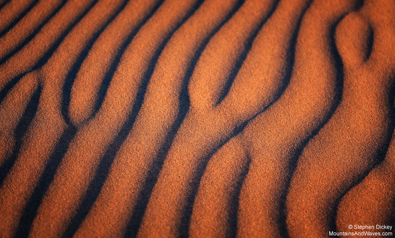 Sand Patterns, Portstewart Strand, County Londonderry, Northern Ireland