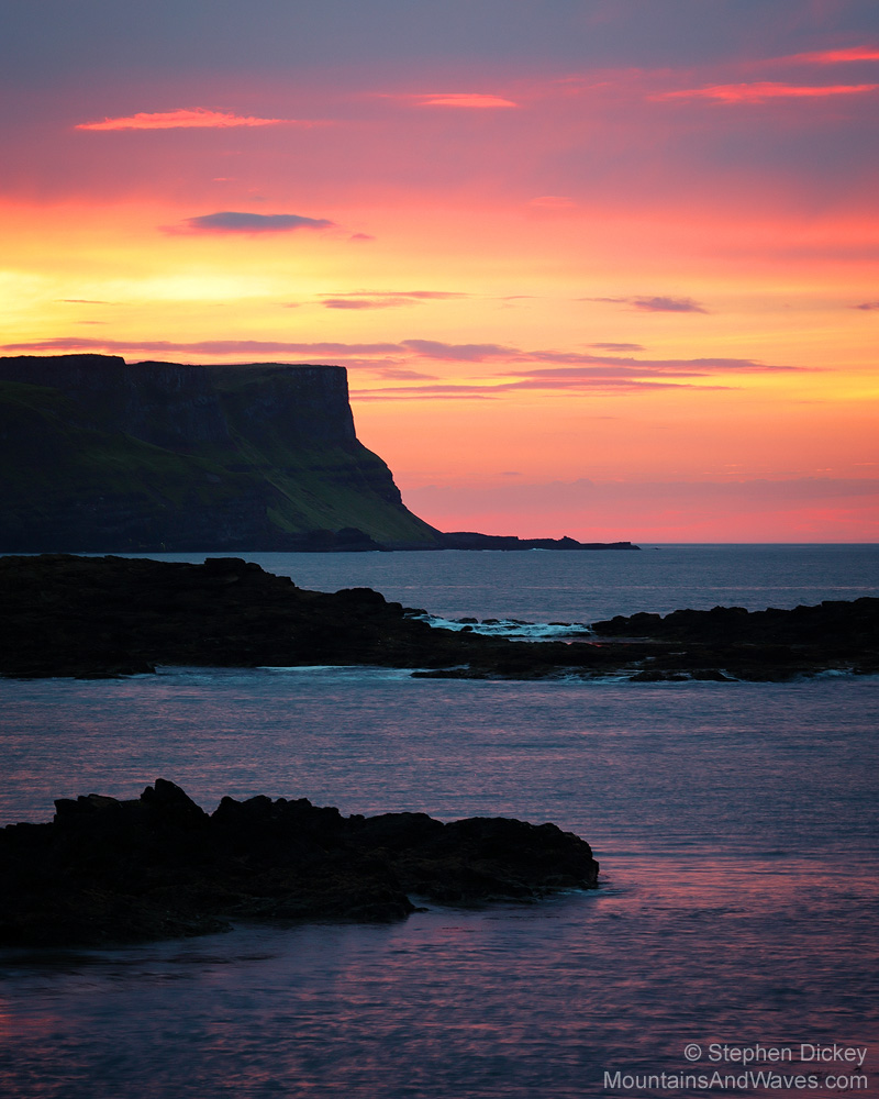 Dunseverick, County Antrim, Northern Ireland