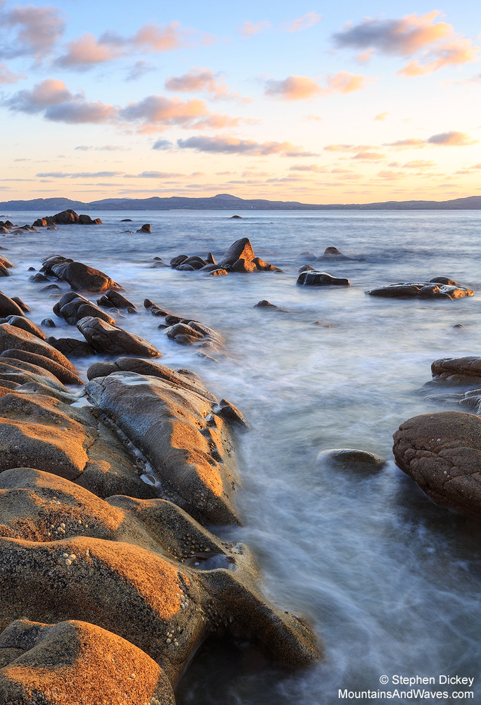 Urris - Irish Landscape Photography by Stephen Dickey  Canon 6D, Canon 16-35mm @ 35mm, 3.2s @ f22, ISO 50