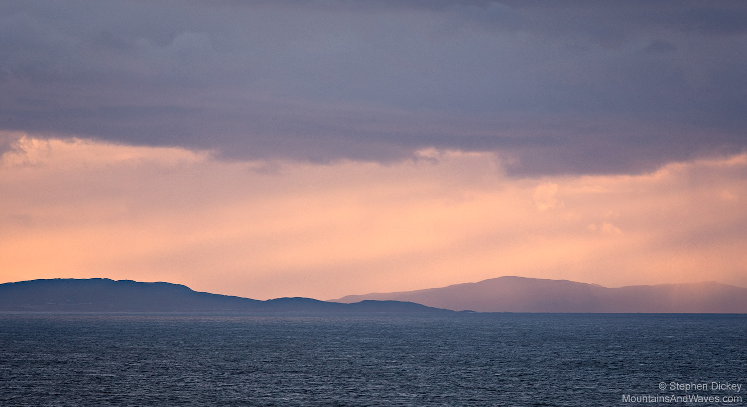 Donegal Pinks, County Donegal, Ireland