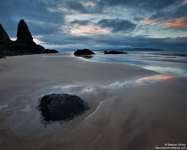 Benone Strand, County Londonderry, Northern Ireland