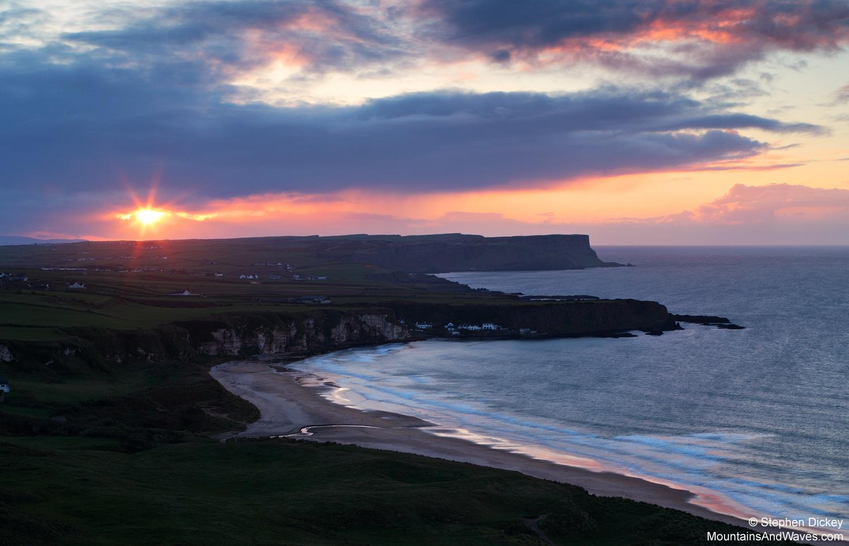 White Park Bay, County Antrim, Northern Ireland