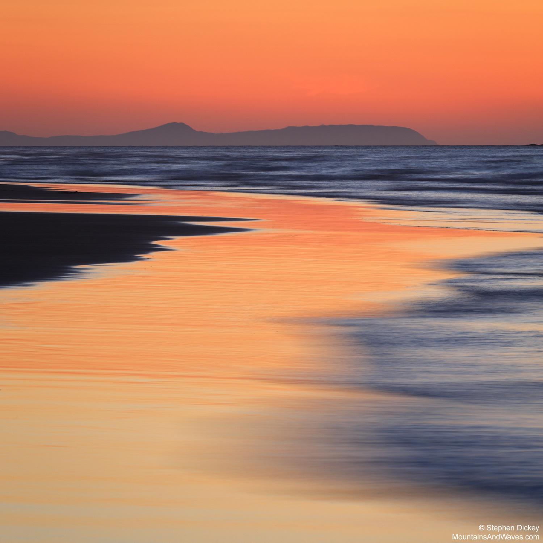 Waves in Motion, Whiterocks Beach, Northern Ireland