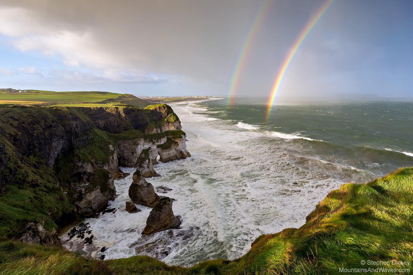 Double Rainbow, Northern Ireland