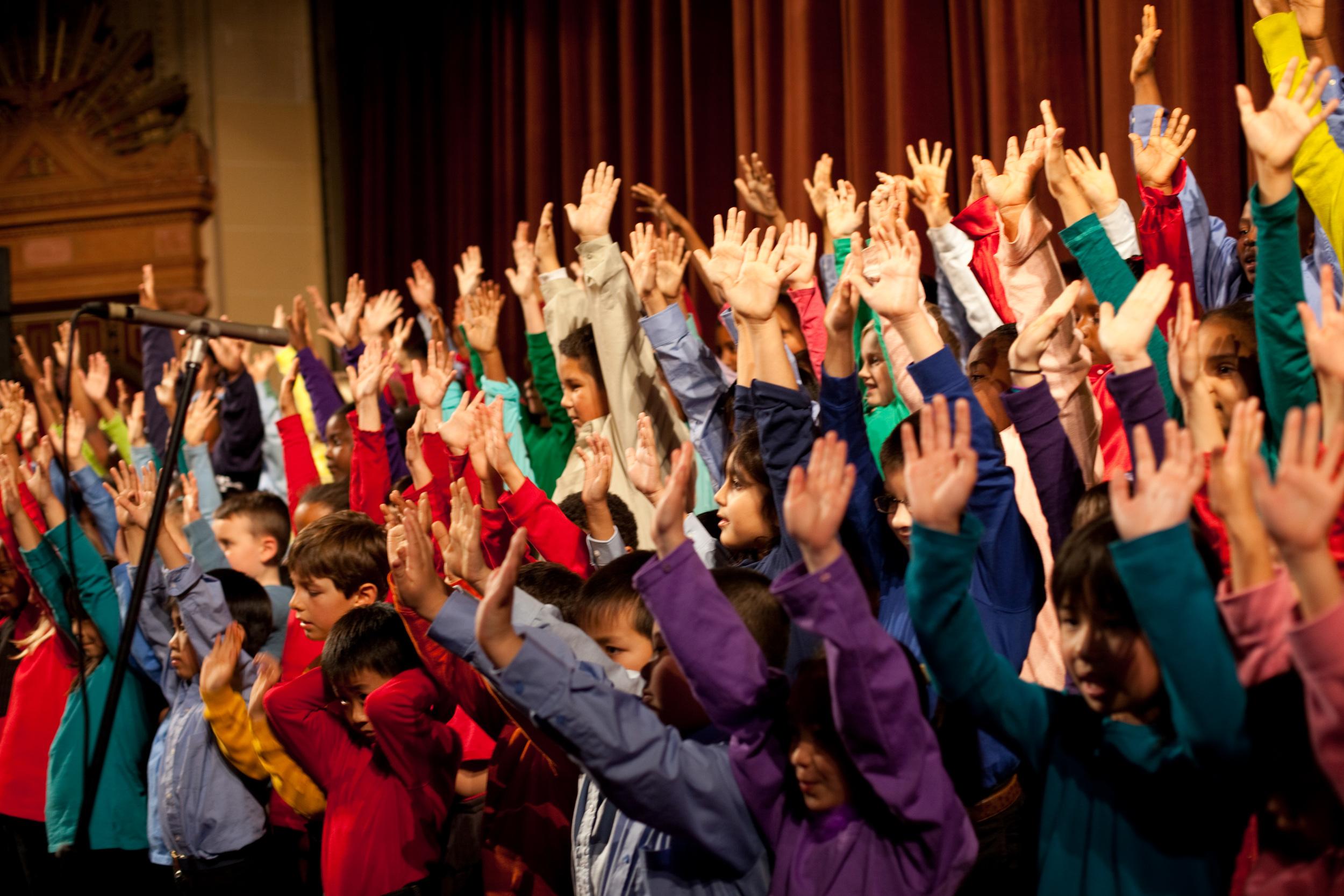 Oakland Children's Community Choir