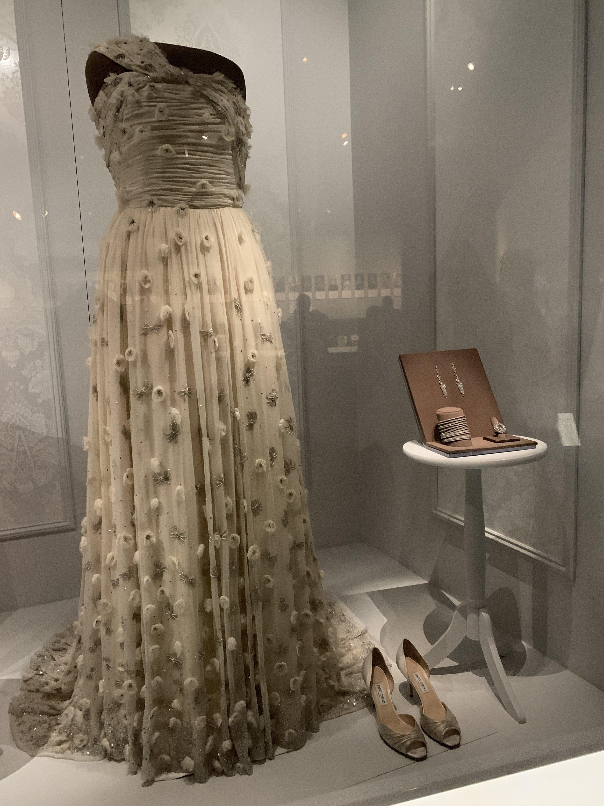 Michelle Obama's dress!