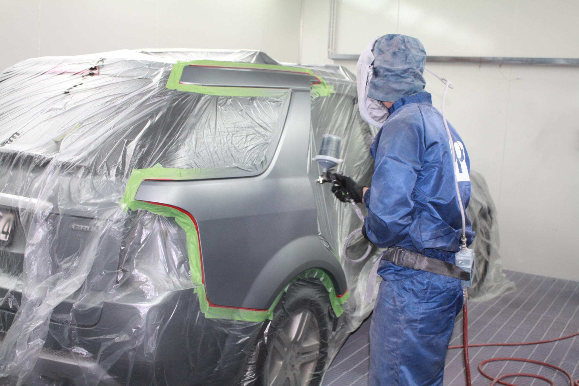 spray painter auckland