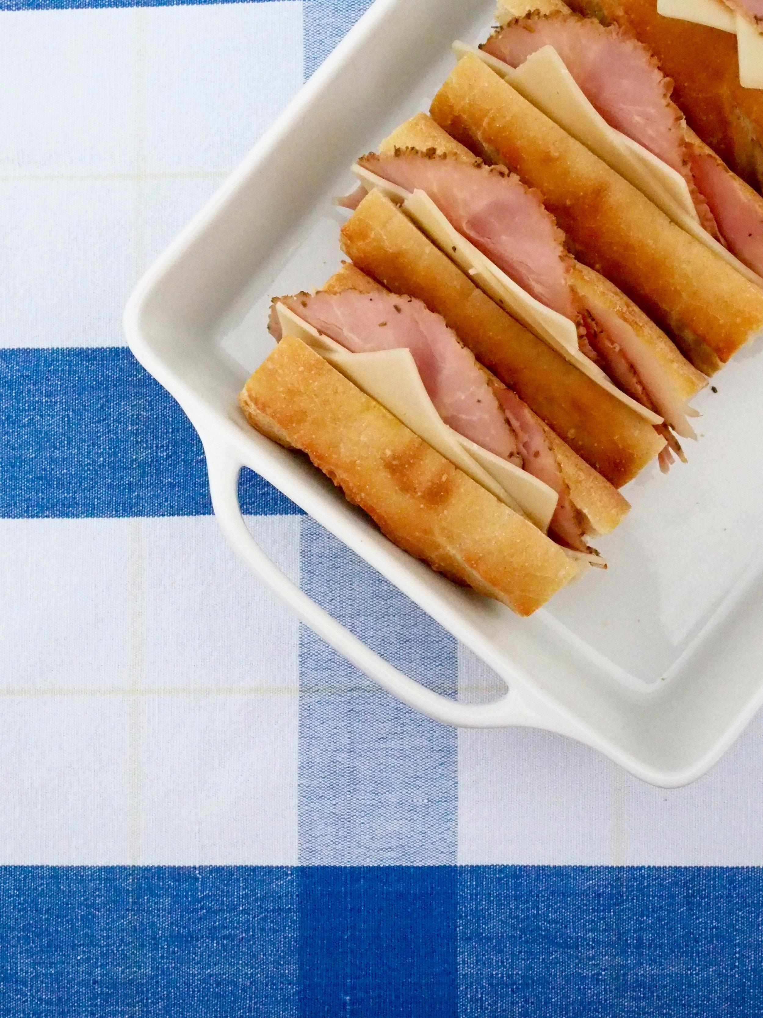 Ham + Gruyère Forever