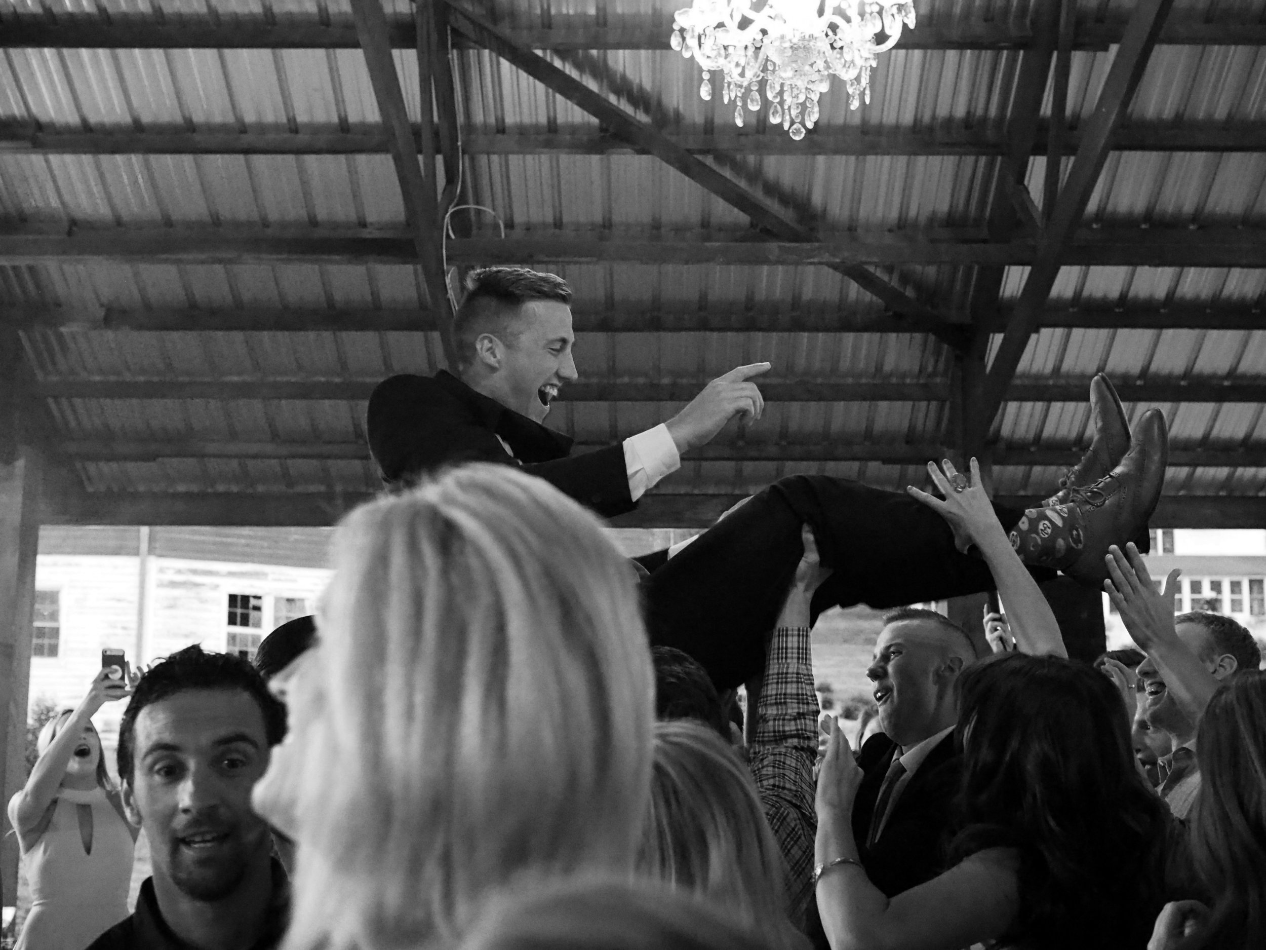 Wedding Dance. Pepin, Wisconsin.