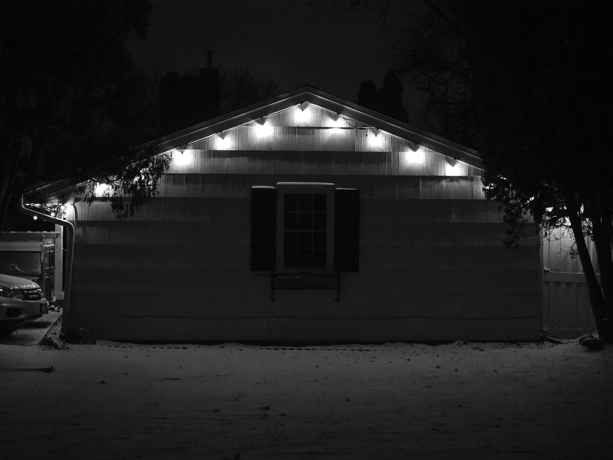 Holiday Lights. December 2017.