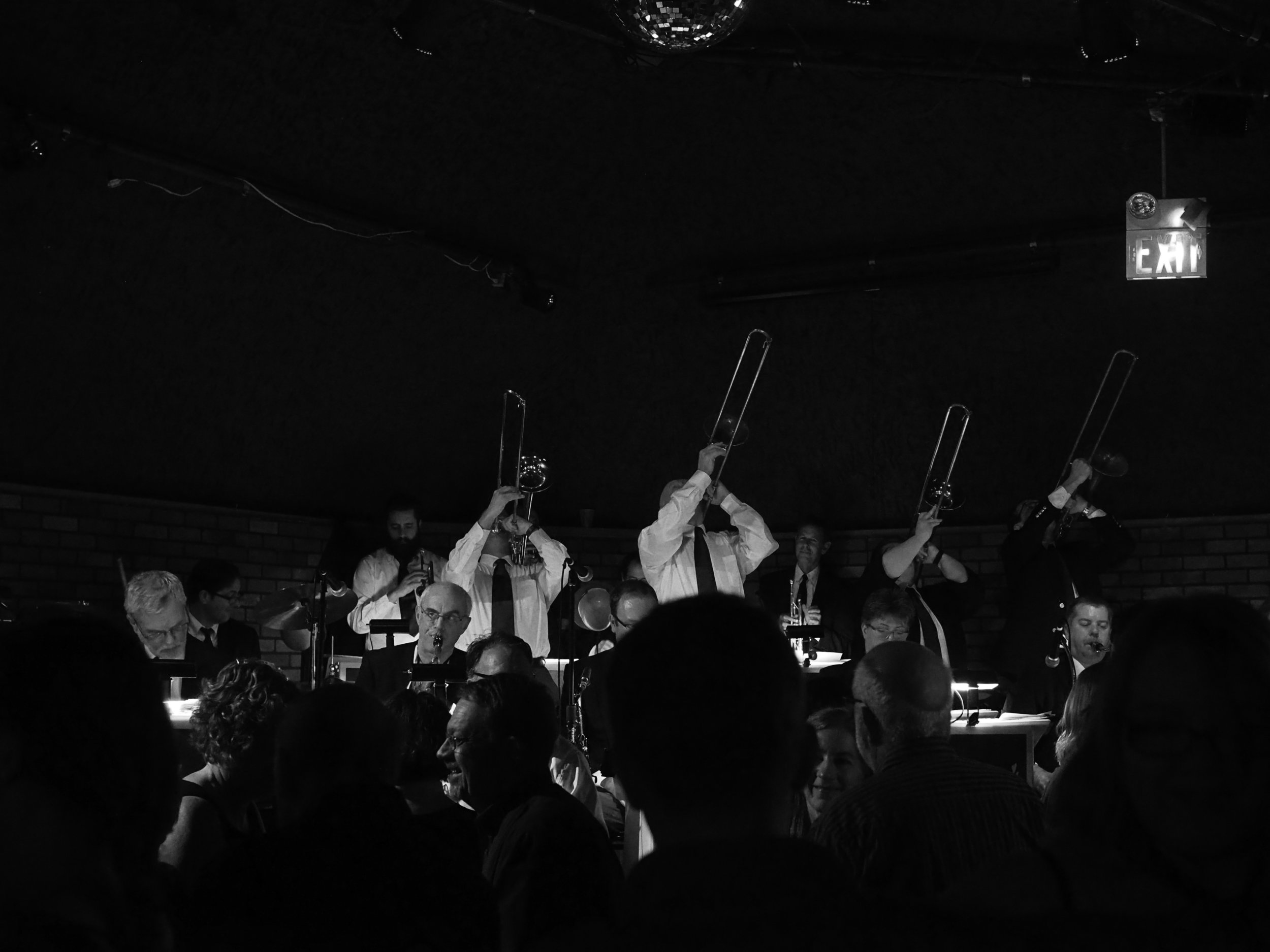 Big Band. Saint Paul, MN.