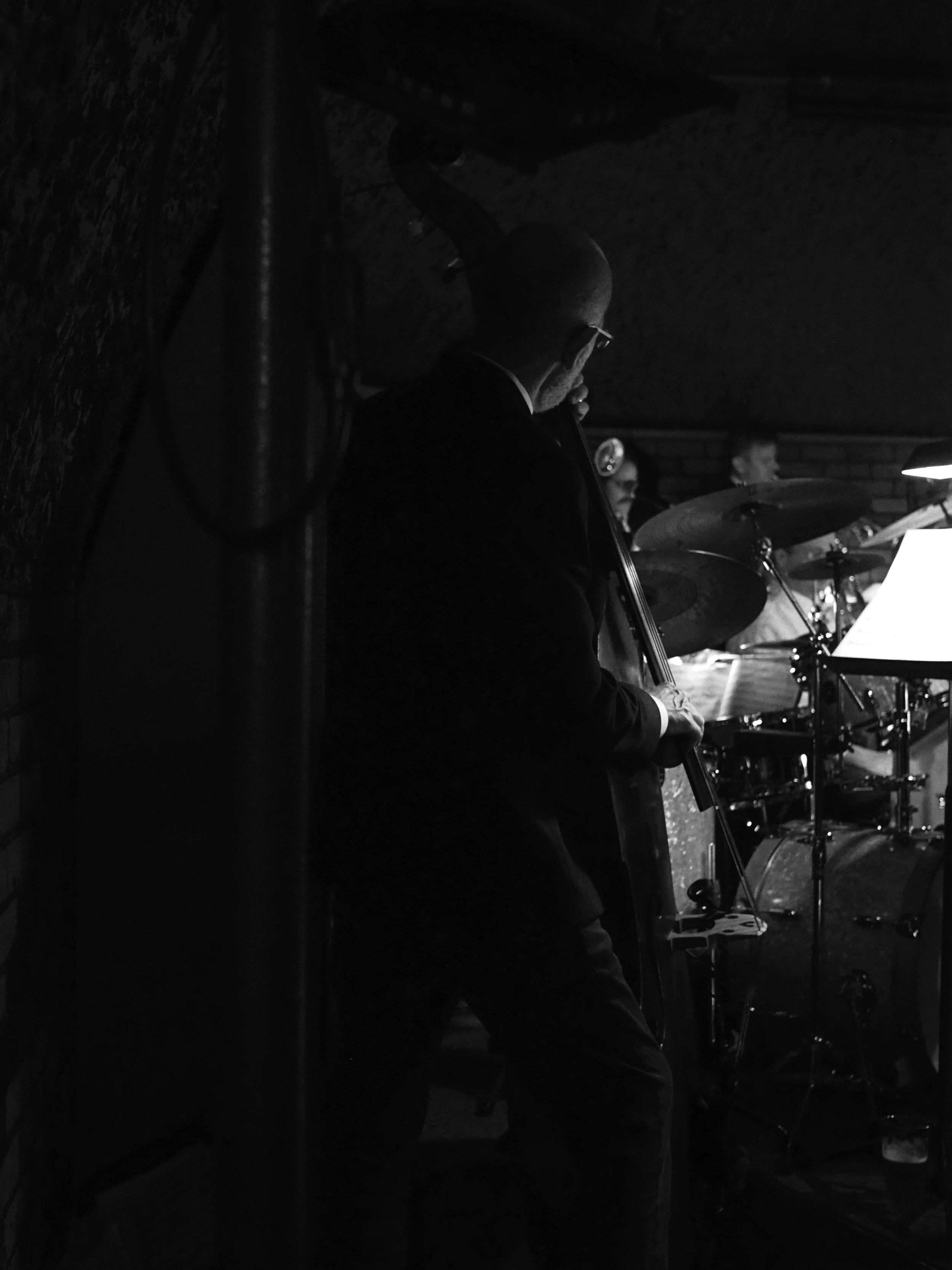 Bassist. Saint Paul, MN.
