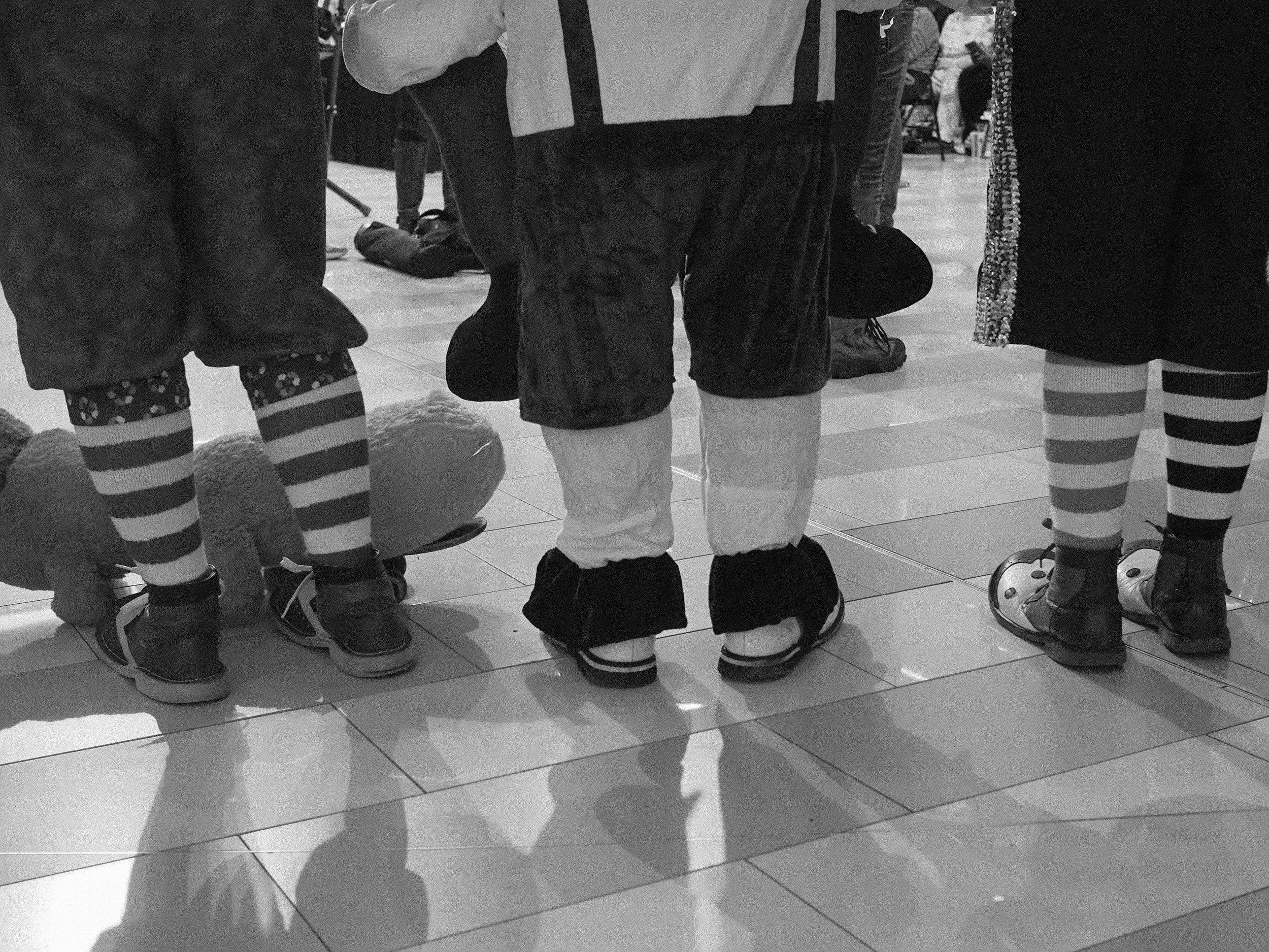 Clown Convention. Minnesota.