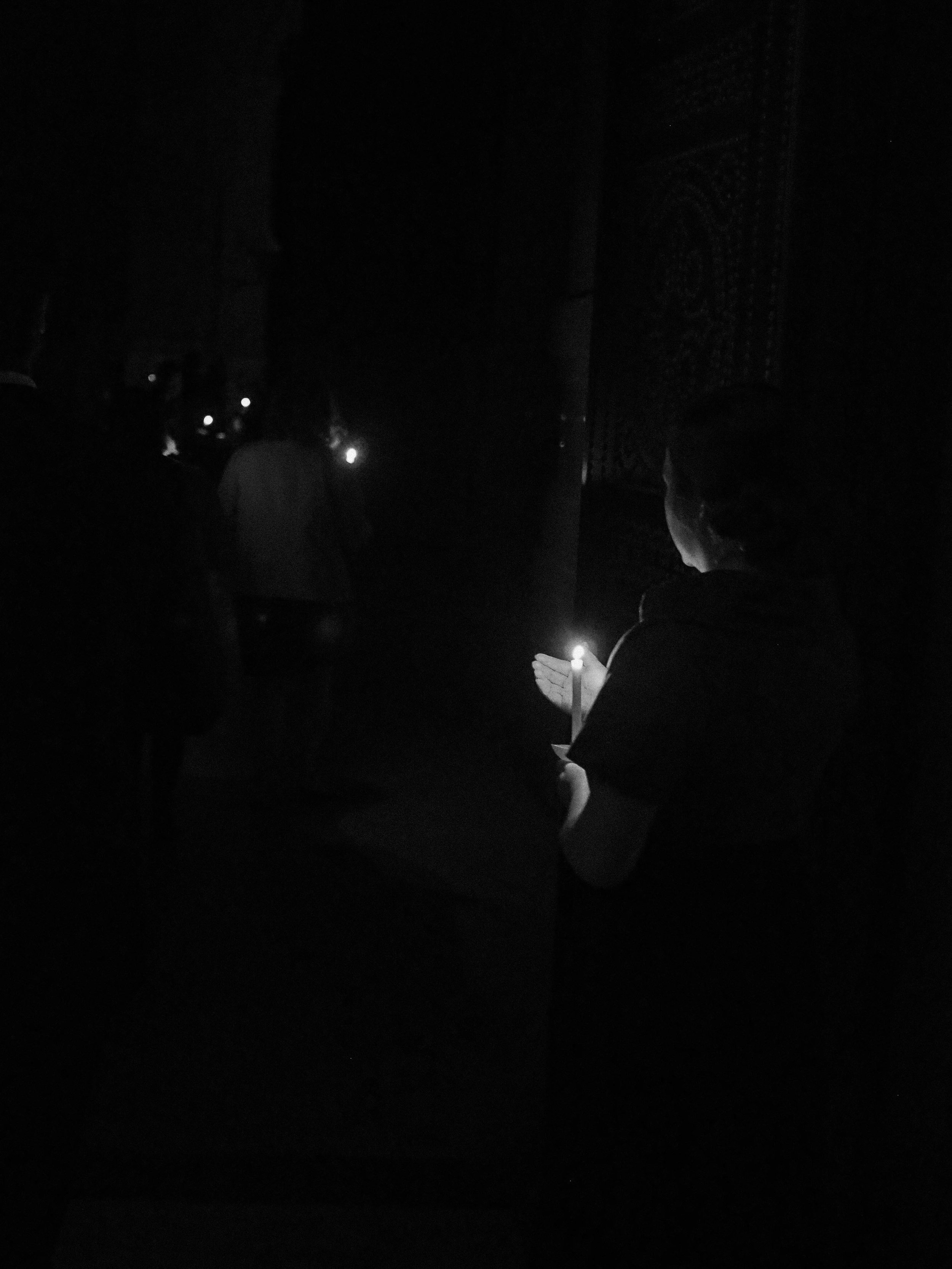 Easter Vigil. Cathedral of Saint Paul.