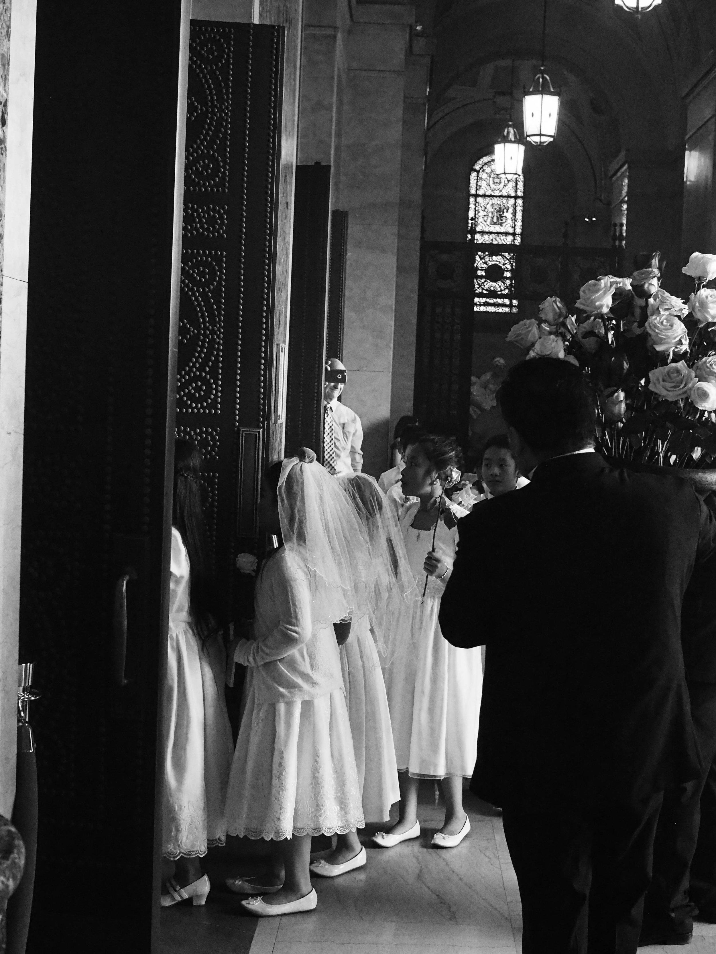Rosary Procession. Saint Paul, MN.