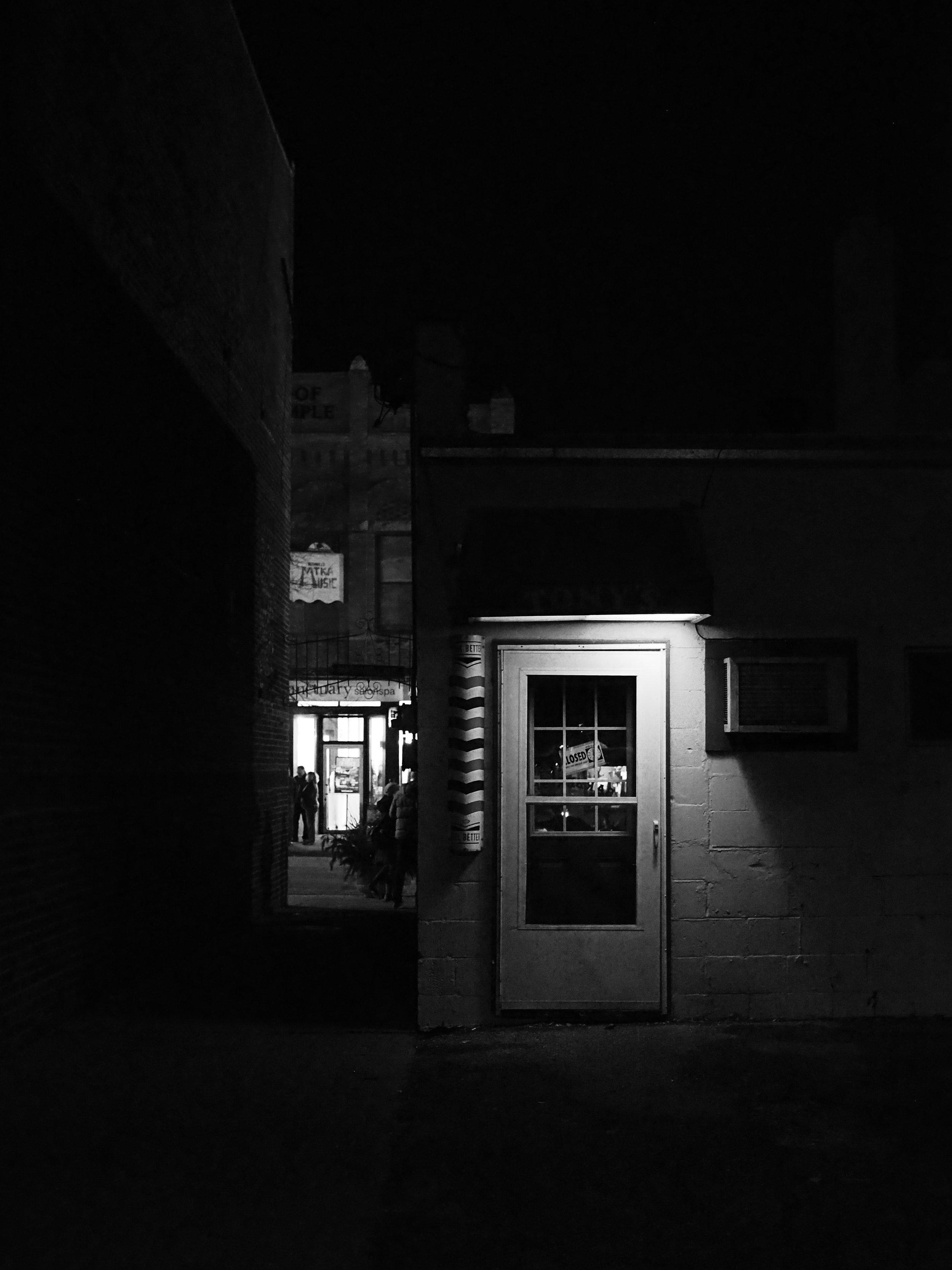 Barber Shop. Excelsior, MN.