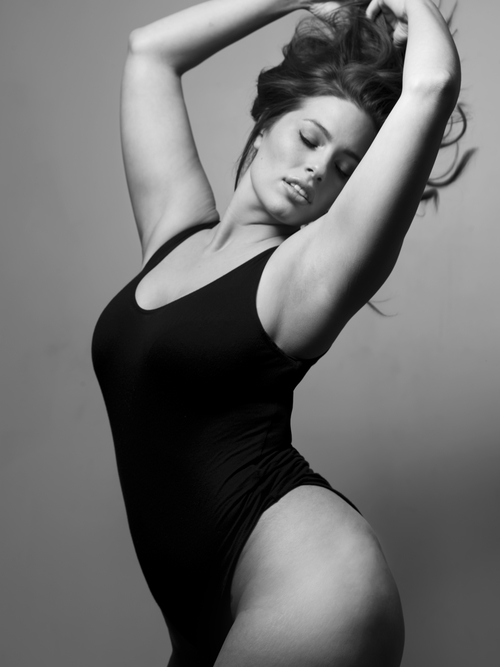 Ashley Graham - Top Model, curves advocate, designer and role model. Check her out at www.ashleygraham.com