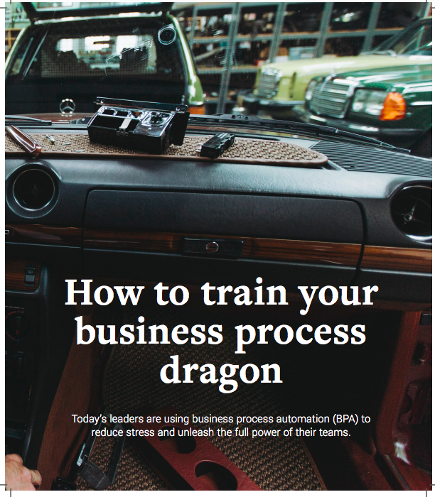 Ontraport, How to train your business process dragon