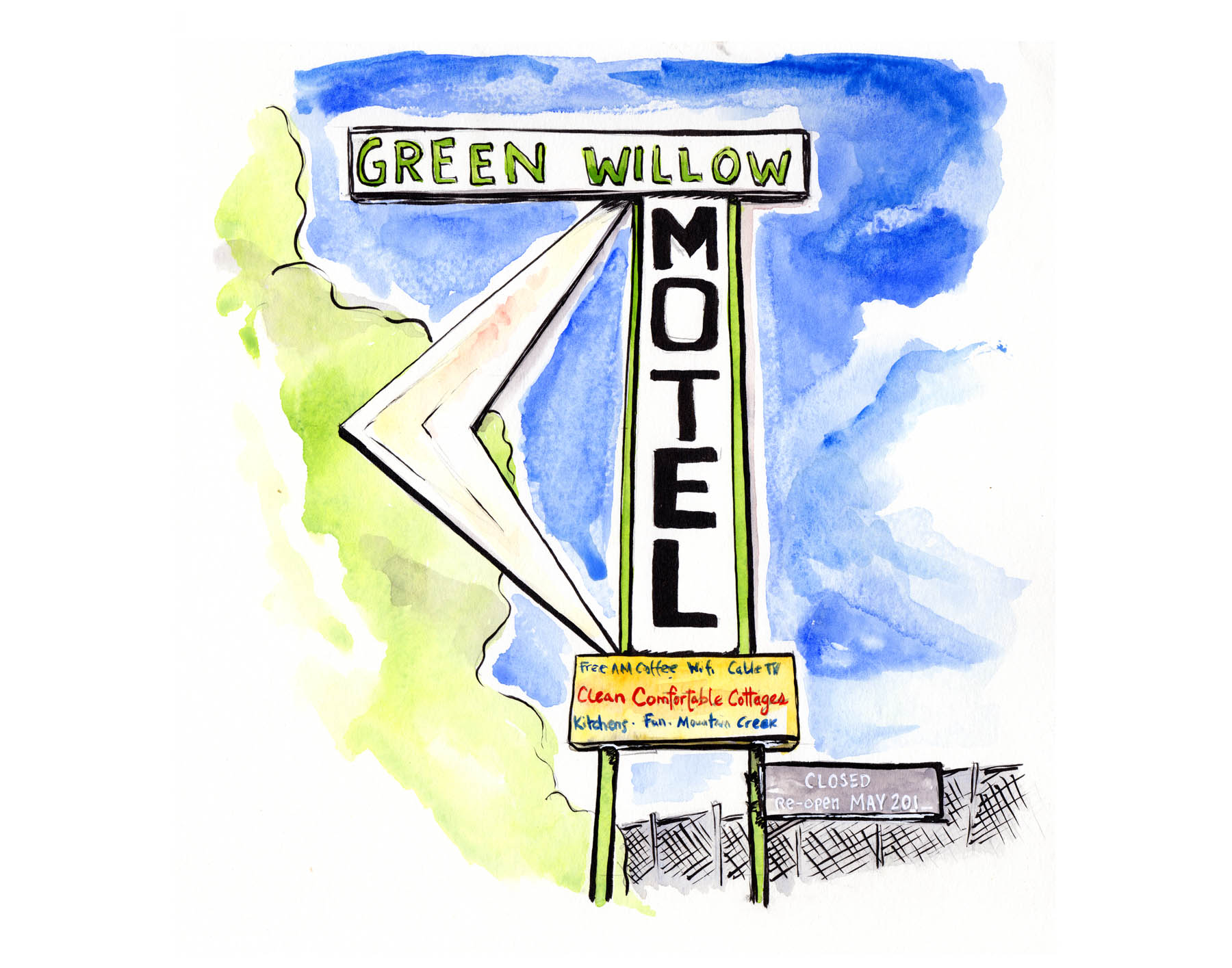 Green Willow Motel