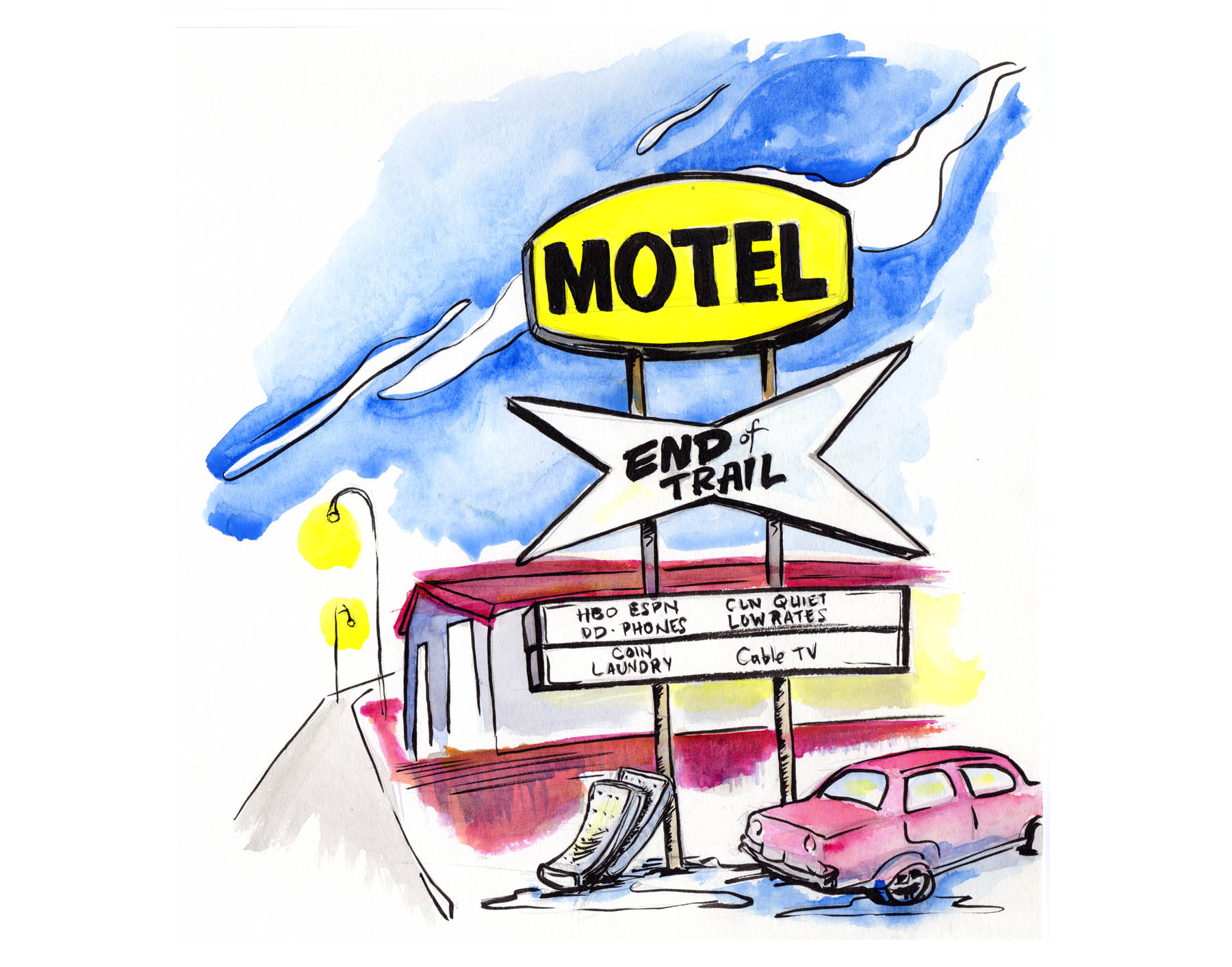 End of Trail Motel