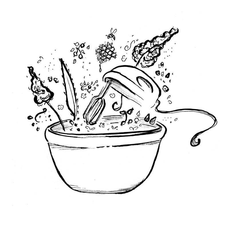 Body Stuff Natural Skincare Prospective Illustration 2