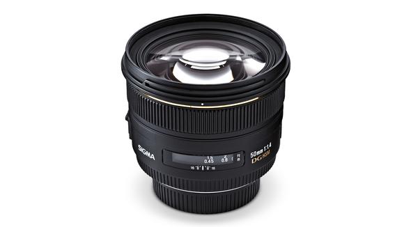 Sigma 50mm f/1.4