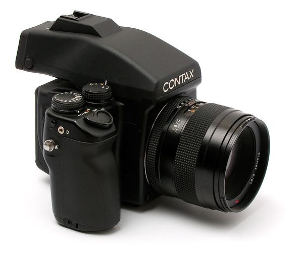 Contax 645 (Medium Format Film)