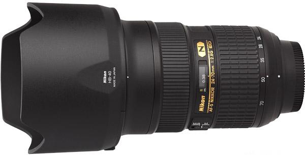 Nikon 24-70 f/2.8