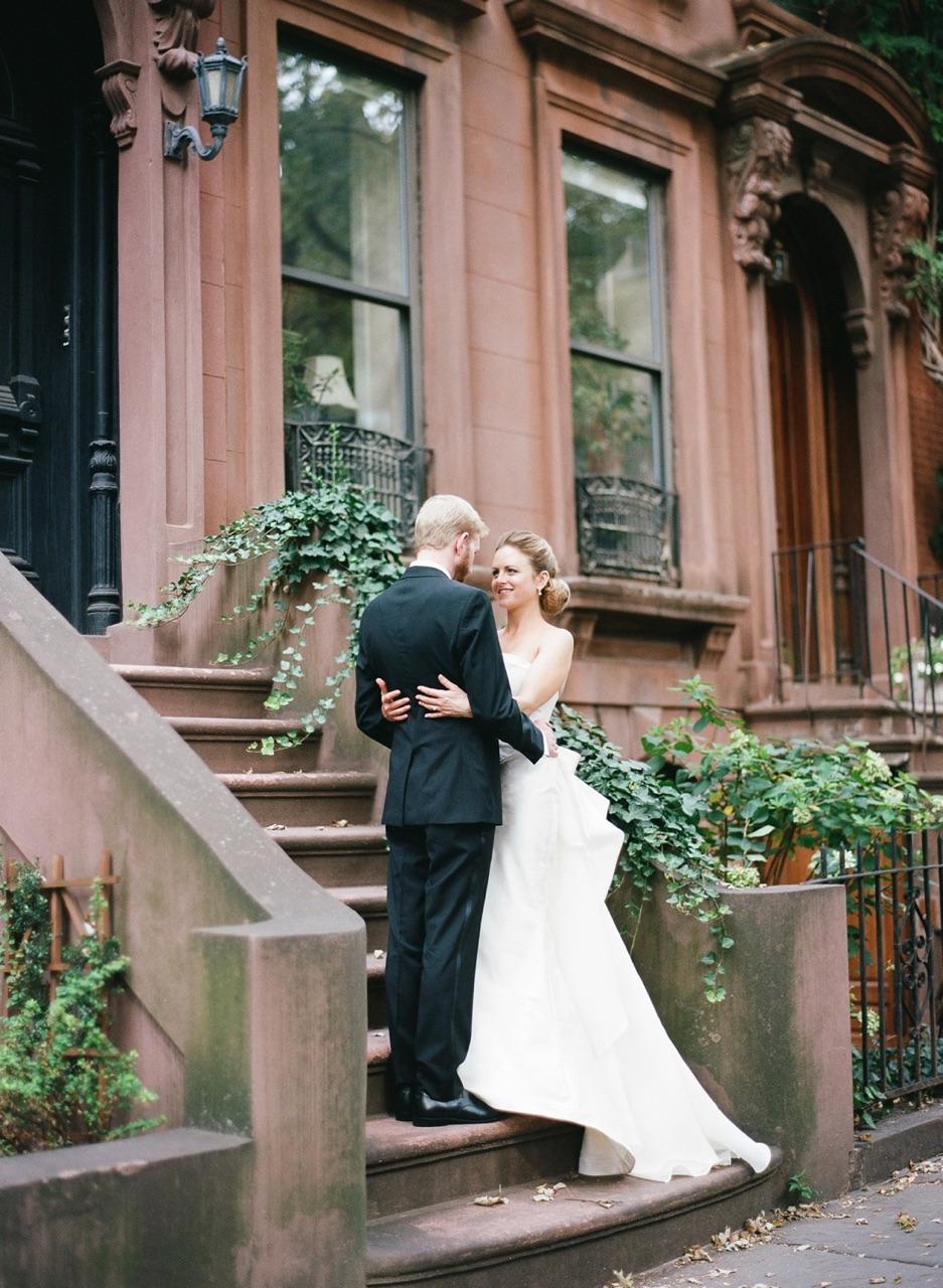 <b>Selena & William</b><br><i>Prospect Park Boathouse | Brooklyn, NYC</i>