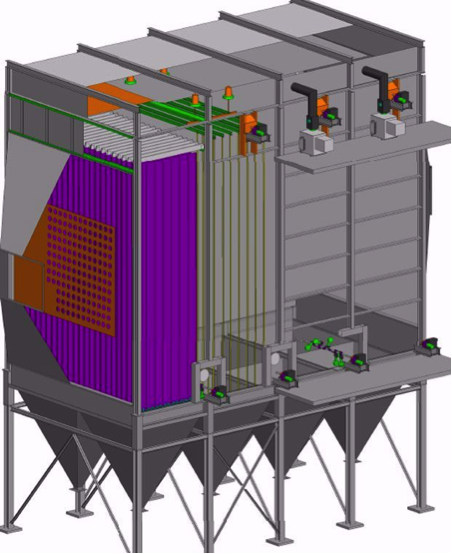 CFD for Duct Expansion