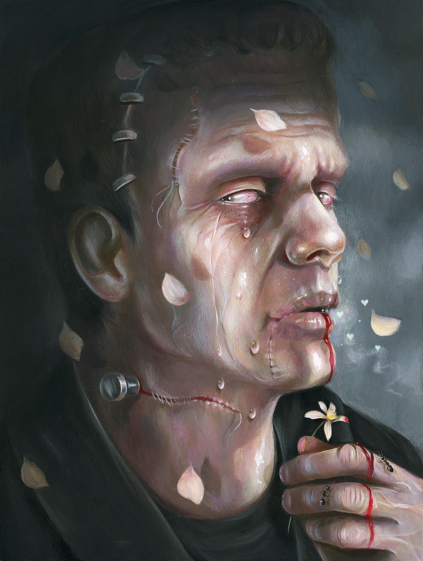 """""""Frankenstein's Monster"""""""