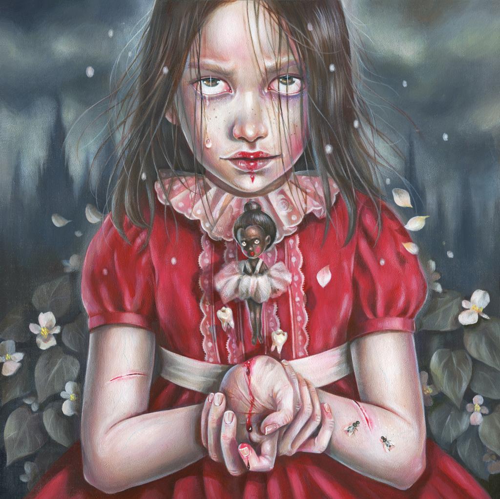 """""""Little Ballerina Girl"""""""