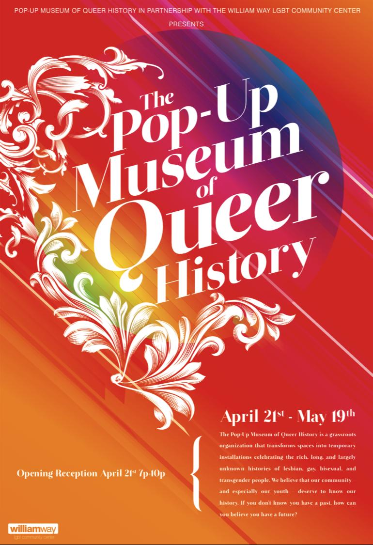 Poster for the Pop-Up in Philadelphia