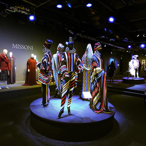 Il Teatro Alla Moda (Theater in Fashion),  installation/design by Curatorial Assistance