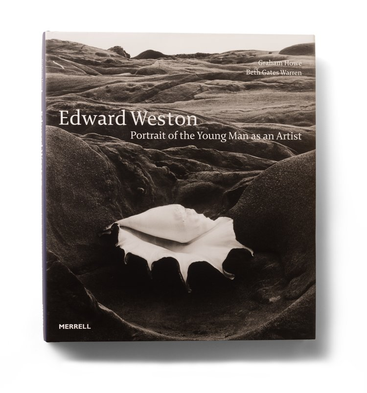Edward Weston: Portrait of the Young Man as an Artist  Published by  Merrell .  Exhibition  on view at the  Monterey Museum of Art . [editing/proofreading/grantwriting]