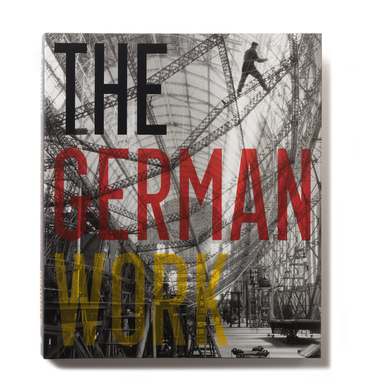 E.O.  Hoppé: The German Work, 1925-1938   Published by Steidl Essay by Phillip Prodger [interior design / proofreading]