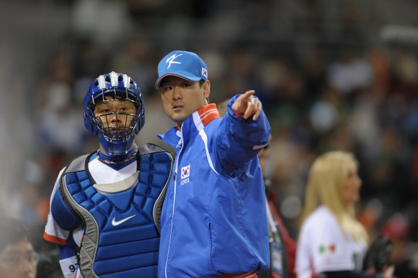 "Kyu ""Q"" Lee, Korean National Team Interpreter at the 2009 World Baseball Classic"