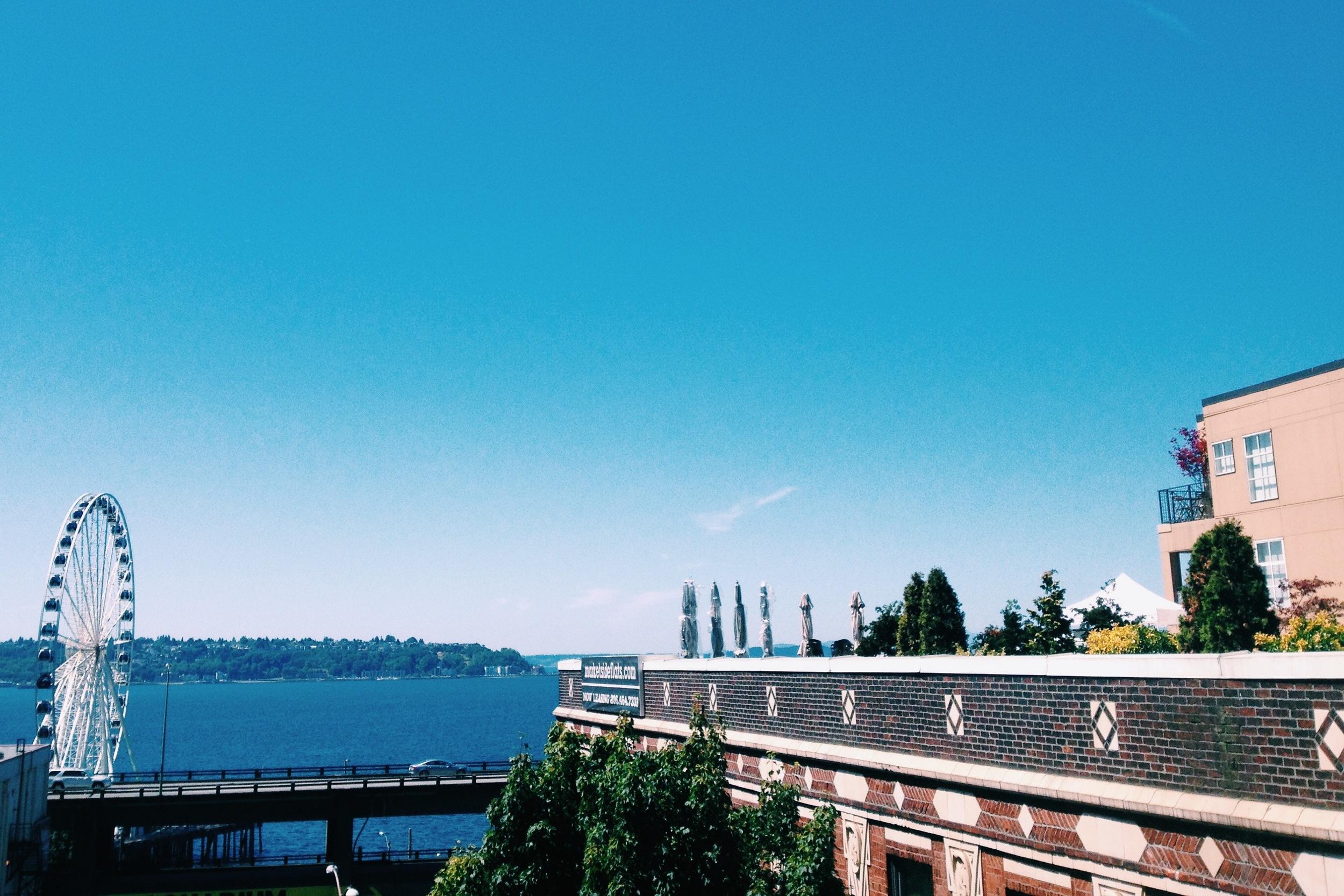1st Avenue + Pike - Seattle