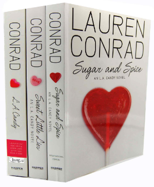 LA Candy, Sweet Little Lies, Sugar and Spice // by Lauren Conrad