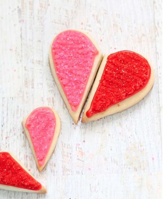 Photo / Recipe by:  The Decorated Cookie