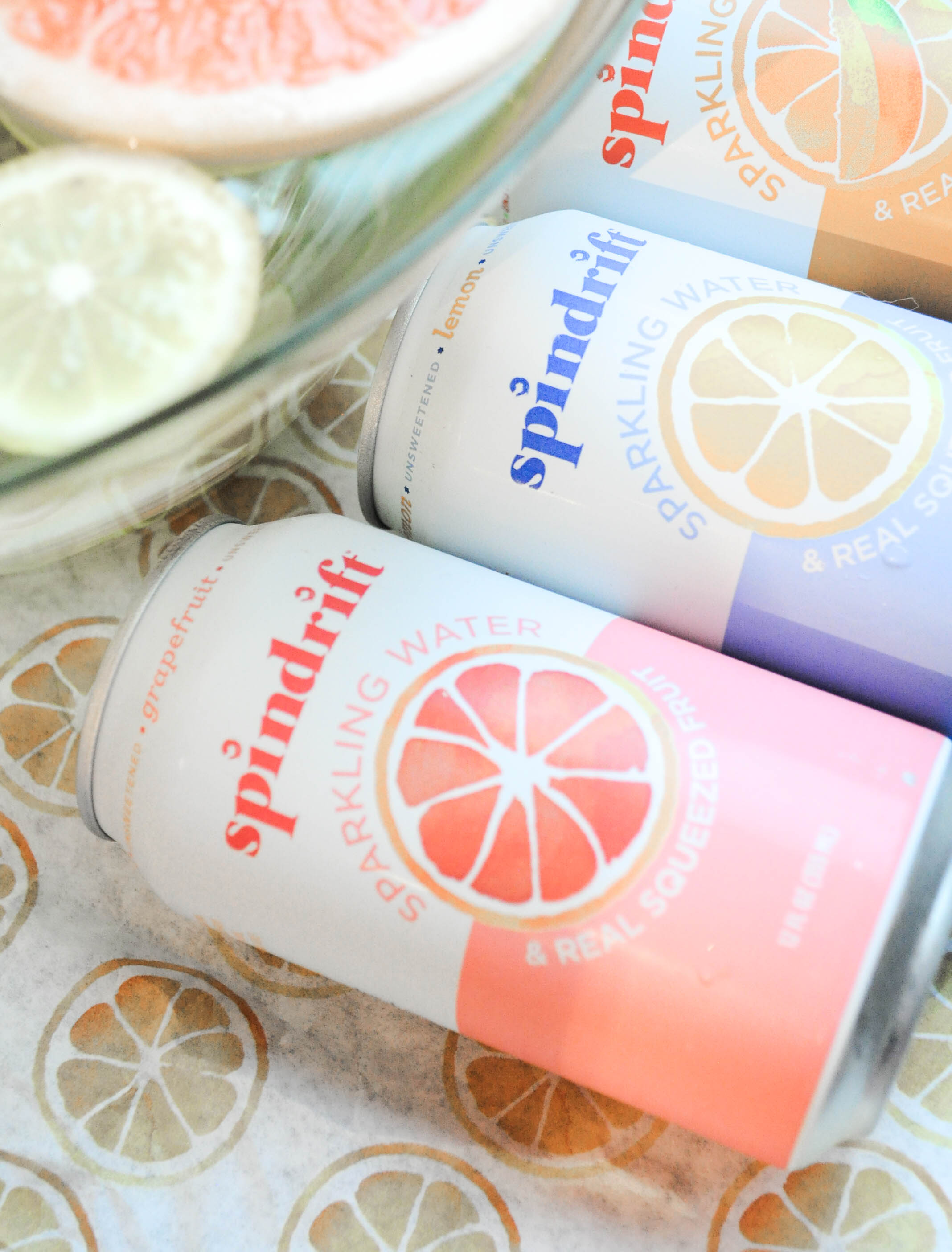SPINDRIFT RECIPES - Here are my Top 5 favorite ways to enjoy Spindrift